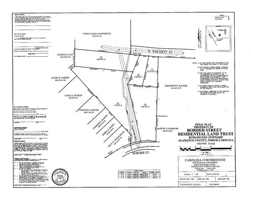 Click here to see additional photos of Lot 3 On West Whitsett St
